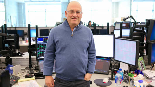 Steve Cohen at Point 72 Asset Management.