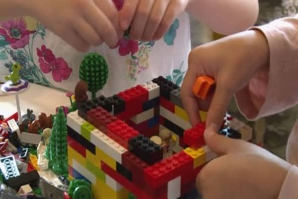 Legos might be a better investment than gold