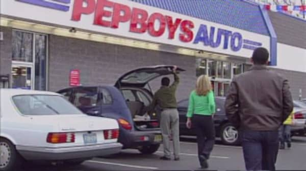 Icahn to buyout Pepboys