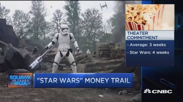 Following 'Star Wars' money trail