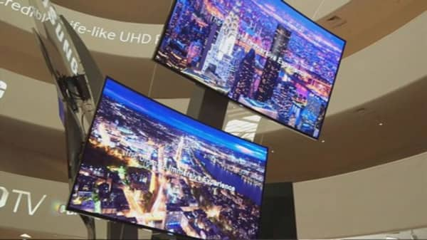 Samsung's 2016 TV line up is IoT ready
