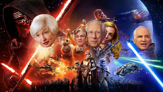 The Fed Awakens.