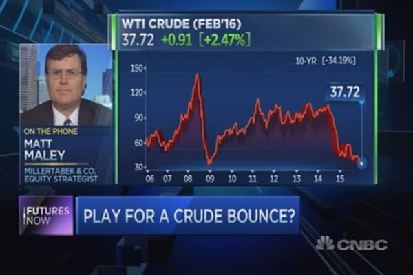 Crude rally just getting started: Strategist