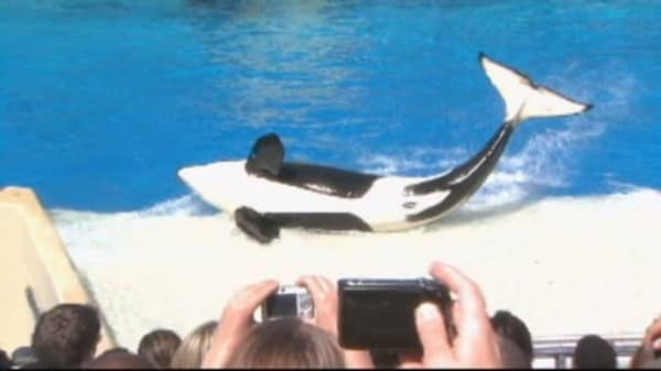 SeaWorld is suing California