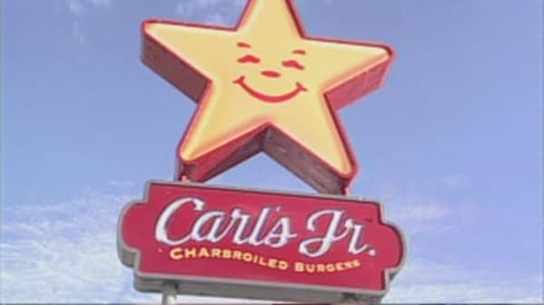 Carl's Jr. launches the all-natural turkey burger
