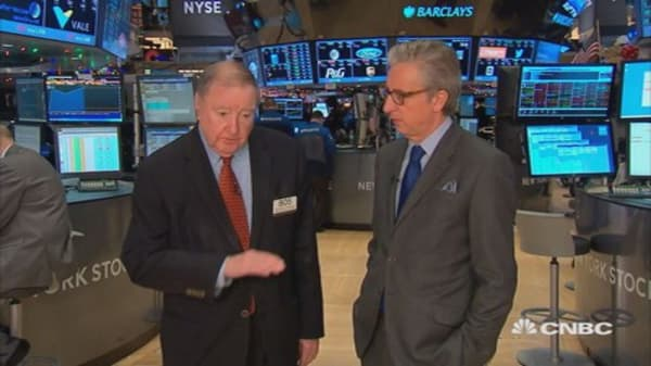 Here's what Cashin's watching between now and tomorrow's close...