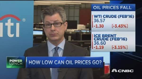Will oil prices stabilize?