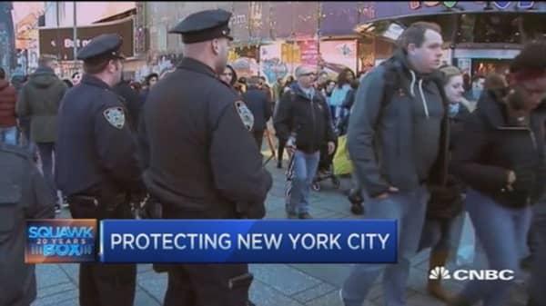 Securing NYC on New Year's Eve: Bernard Kerik
