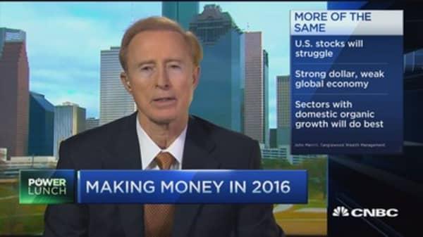 Follow the money in 2016