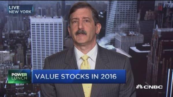 Target these stocks next year