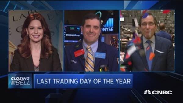 Market keys to watch in 2016