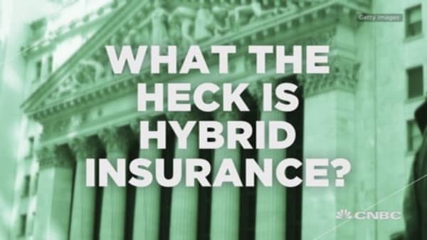 What the heck is hybrid insurance?
