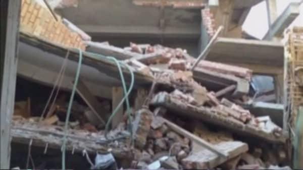 Earthquake hits India's Manipur near Myanmar border
