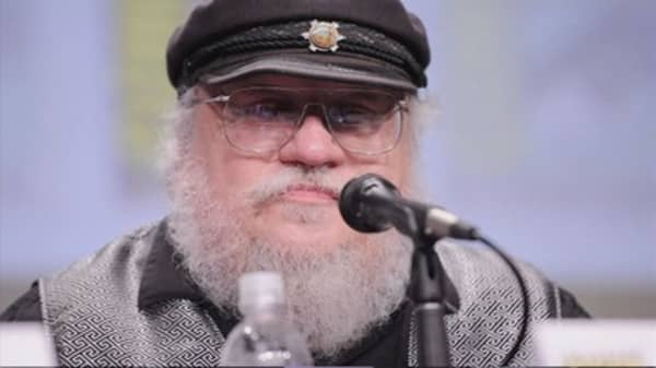 Next Game of Thrones book delayed