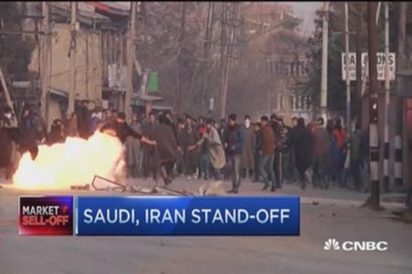 Saudi, Iran stand-off
