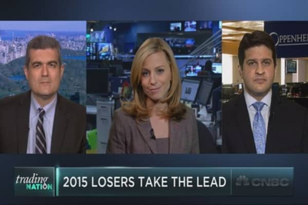 2015 losers turn into early winners