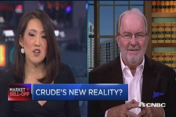 Gartman's contrarian crude call