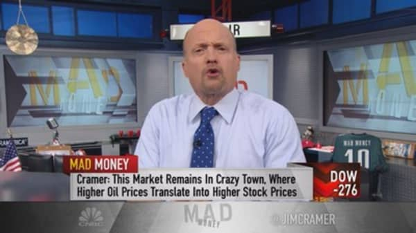 Cramer: Stocks that rally in a Chinese sell-off
