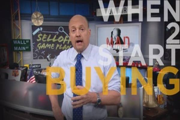 Cramer Remix: When to start buying