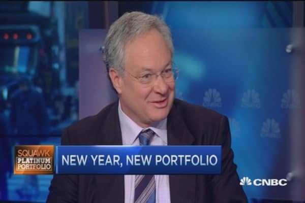 Pro's top 4 stock picks for 2016