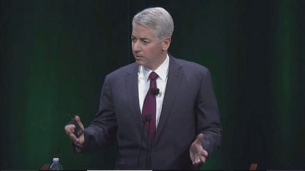 Bill Ackman's Pershing Square lost 20.5% in 2015
