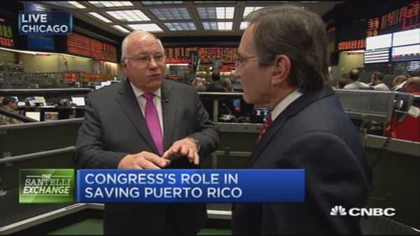 Santelli Exchange: Puerto Rico's debt crisis
