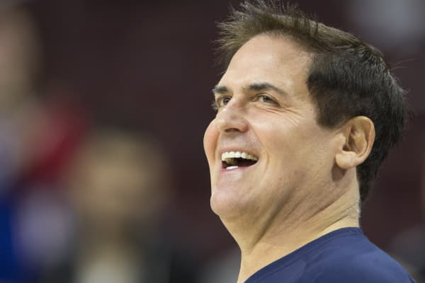 Mark Cuban, businessman, investor, film producer, author, television personality and philanthropist.