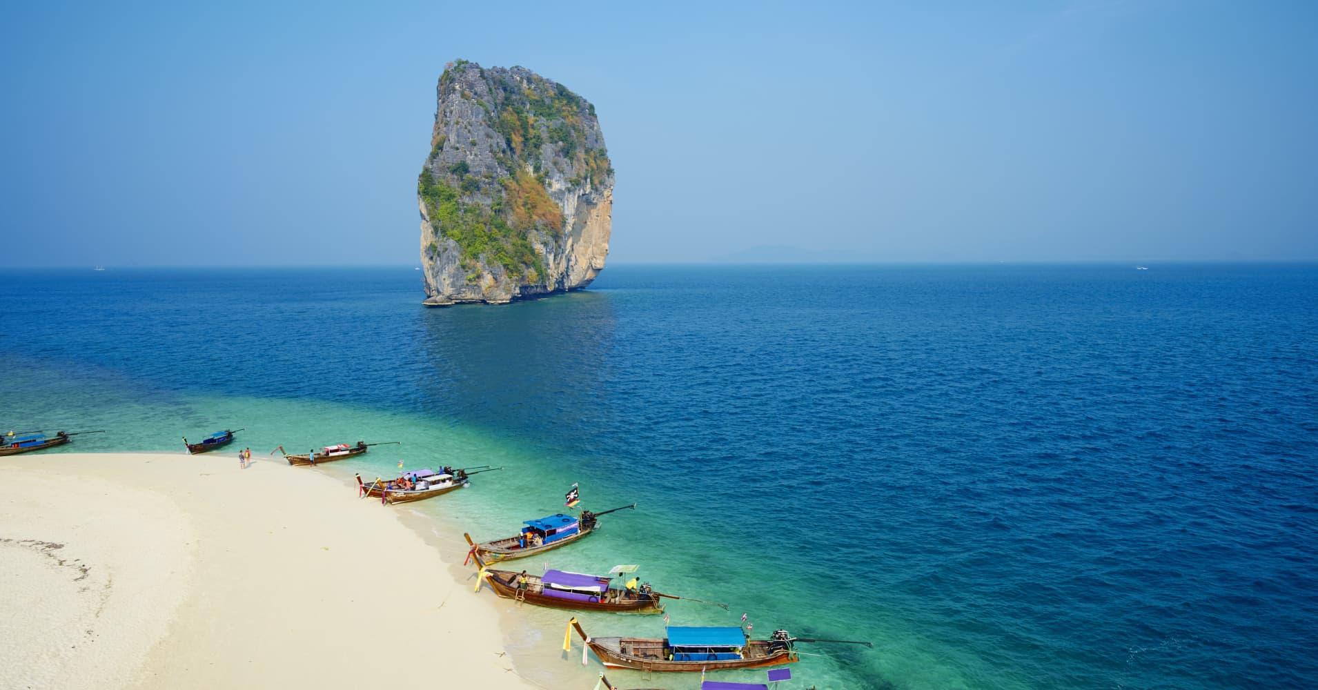 Kcs Third Quarter 2016 Bsea Commentary >> Famed Thai Island To Shut