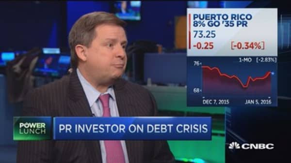 Puerto Rico could be the beginning of end for market confidence: Pro