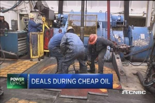 The psychological price gap in oil