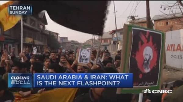 Events between Saudis and Iran could be 'devastating': Fmr. ambassador