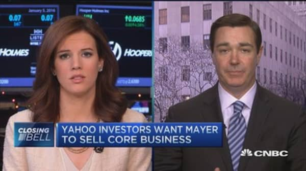 Who could (or would) buy Yahoo?