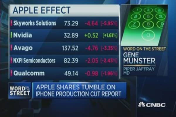 Fears of slowing Apple demand are overblown: Analyst