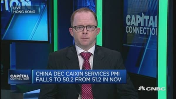 Can you trust Caixin's China data?
