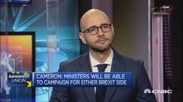 David Cameron is confident or reckless: VP