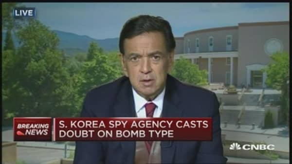 US needs to re-engage with N. Korea: Bill Richardson