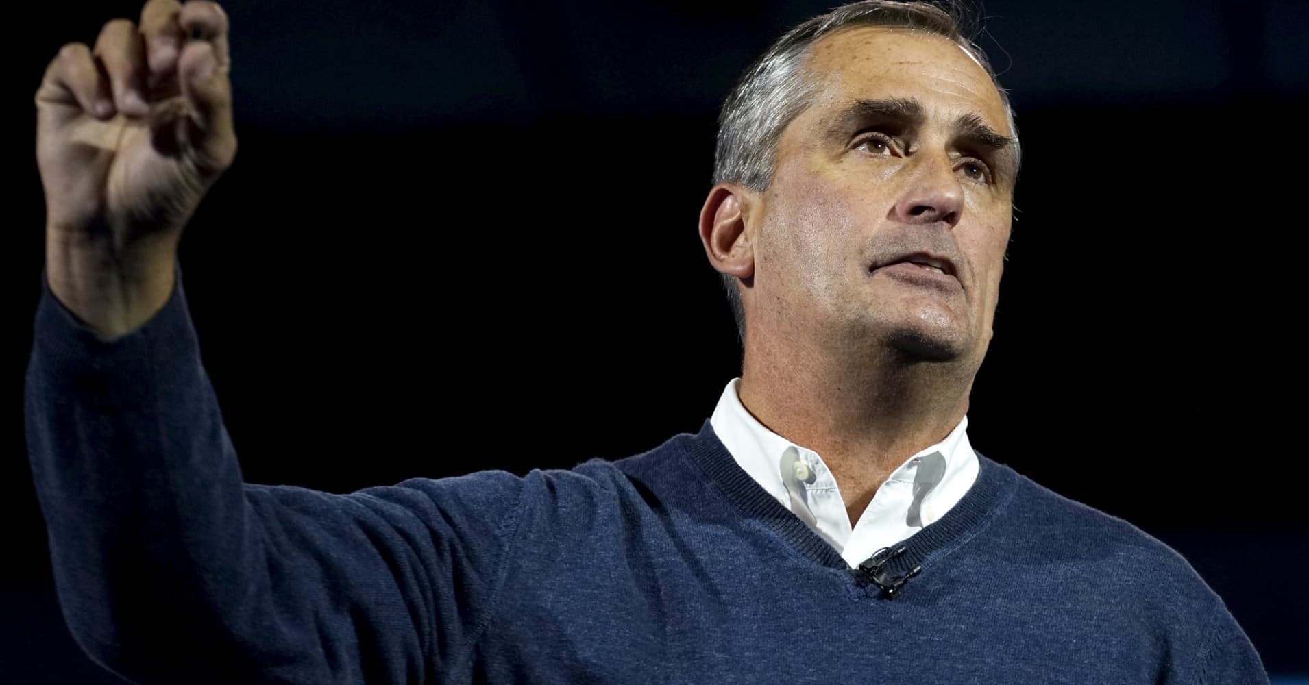 Intel CEO to employees: 'We are going to take more risks'