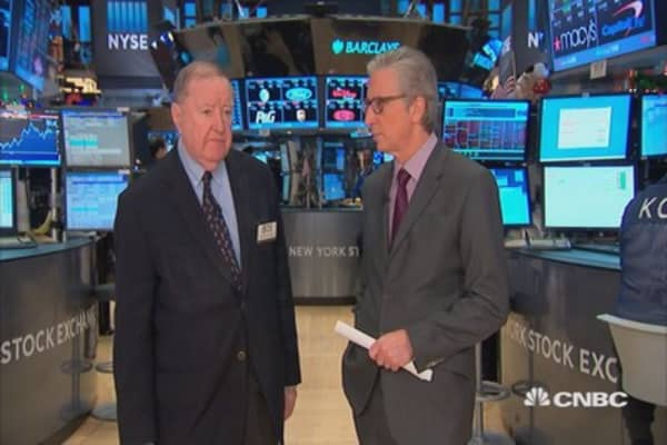 Cashin: These three things spooked markets