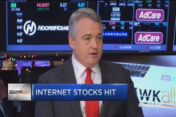 Favorable Internet bets for 2016
