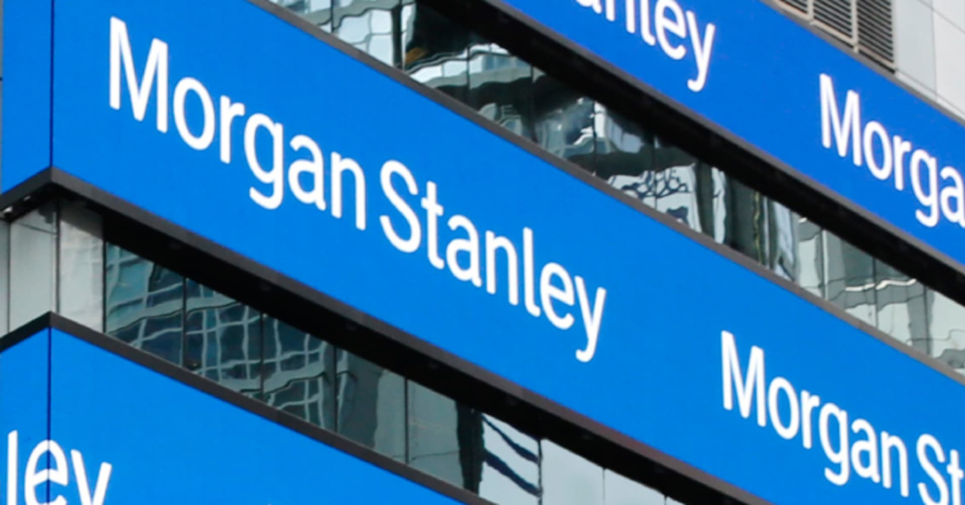 Morgan Stanley Reports Q4 Earnings