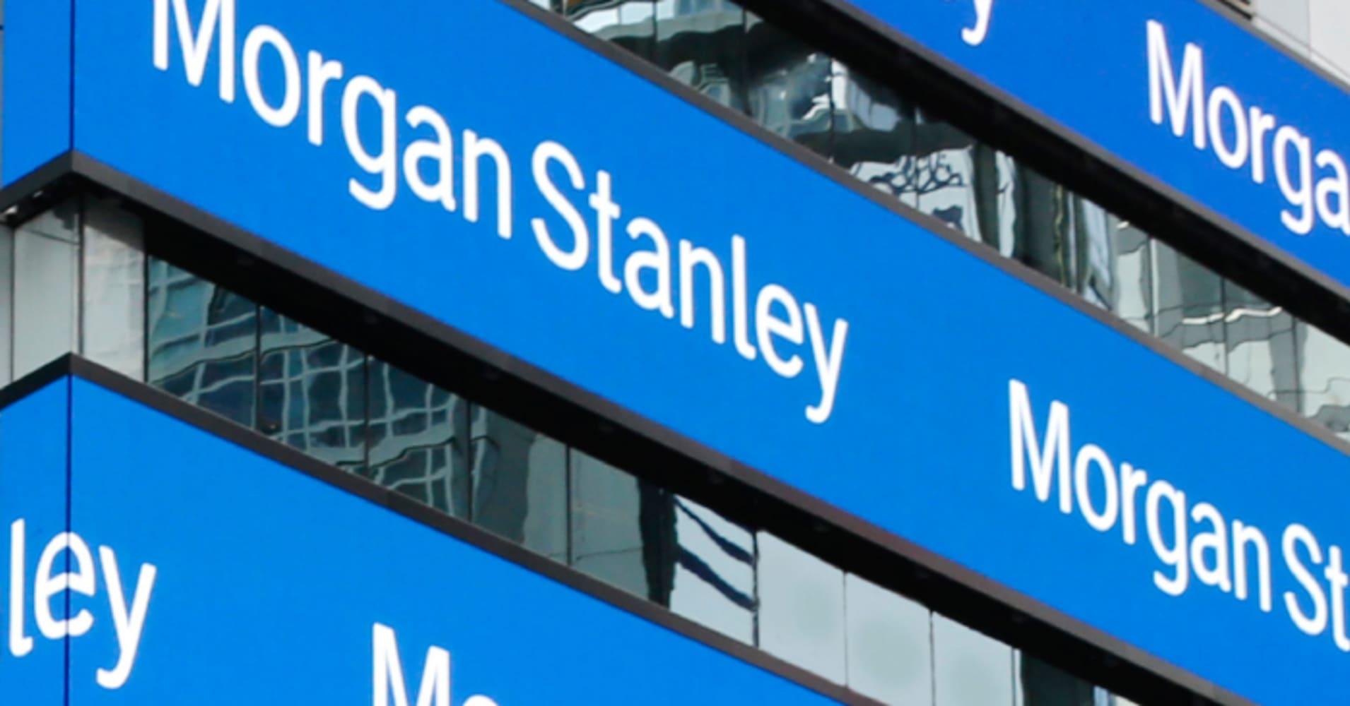morgan stanley reports q4 earnings