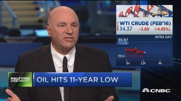 O'Leary on energy: I've been wrong on this