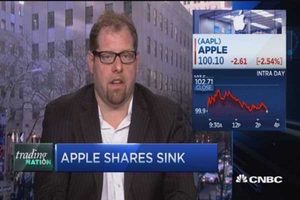 Apple presents a buying opportunity: Pros