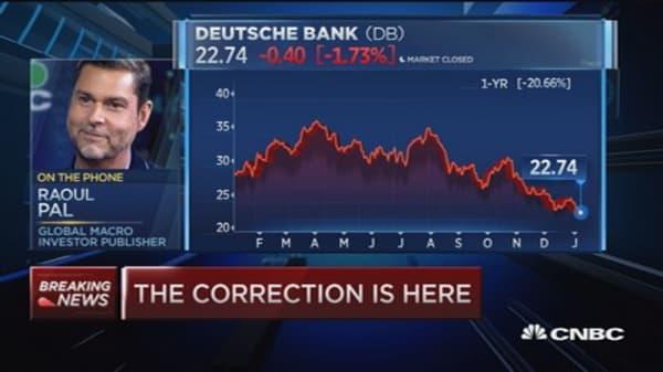 Soros: Market crisis looks like 2008