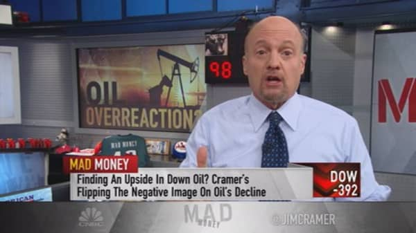 Cramer: Amazing how wrong people have been about oil
