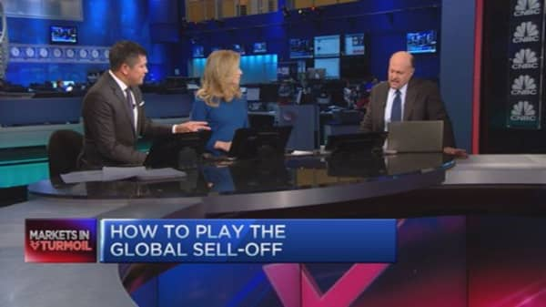 Cramer: China's regulators are acting like we did in 1929
