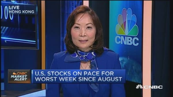 China's markets need more institutional investors: Ulrich