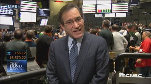 Santelli: Dollar/yen best levels since Feb. 2011
