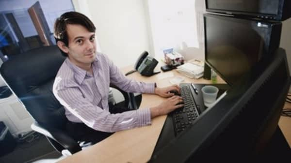 Martin Shkreli uses $45M E*Trade account for criminal bond