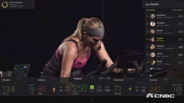 The future of fitness may be at home